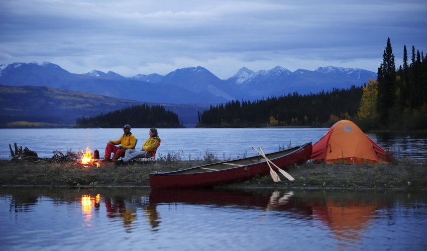 Thomas Sbampato - Kanada Alaska
