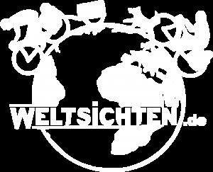 Weltsichten.de Logo_weiss