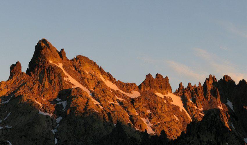 Korsika - Wilde Berge, weites Meer