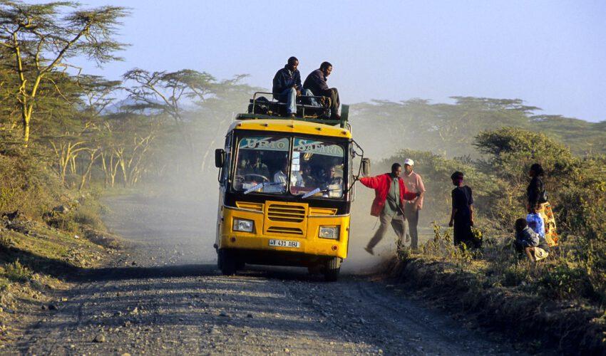 Hartmut Fiebig - Tief in Afrika 01